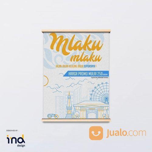Jasa Desain Poster Kece (29763895) di Kota Yogyakarta
