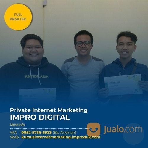 TERBAIK!! WA: 0852-5756-6933, Kursus Digital Marketing Untuk Online Shop Di Malang 3 (29768230) di Kab. Malang