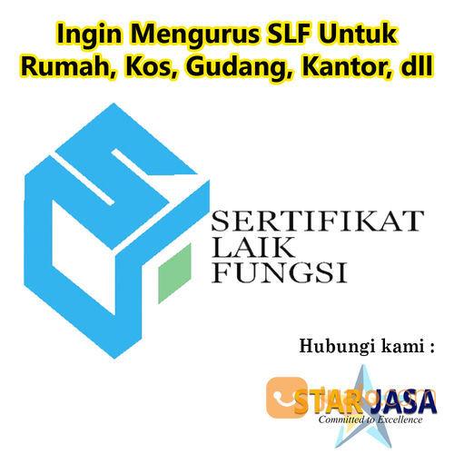 Jasa Pembuatan SLF Jasa Penerbitan SLF Jasa Pendirian UD CV PT NPWP VO (29771759) di Kab. Bantul