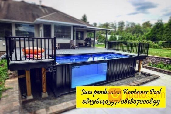 Container Kolam Renang Jambi (29773540) di Kota Jambi