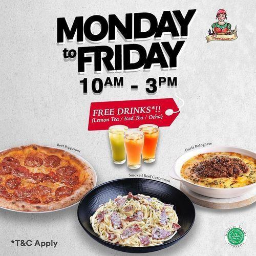 Popolamama Monday To Friday FREE DRINKS*!! (29784423) di Kota Jakarta Selatan