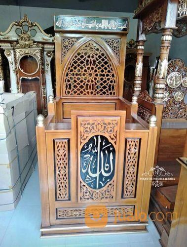Mimbar Masjid Minimalis Krawang (29787666) di Kab. Rokan Hilir
