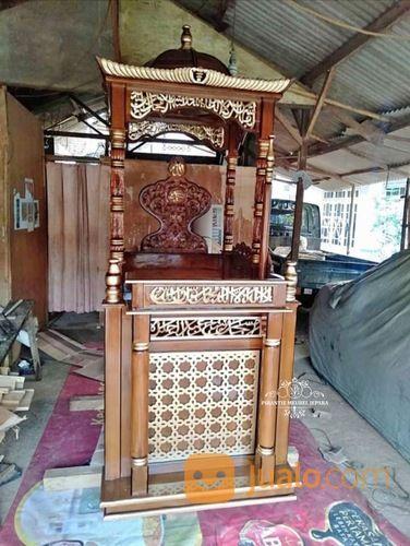 Mimbar Khutbah Masjid (29787708) di Kab. Rokan Hilir