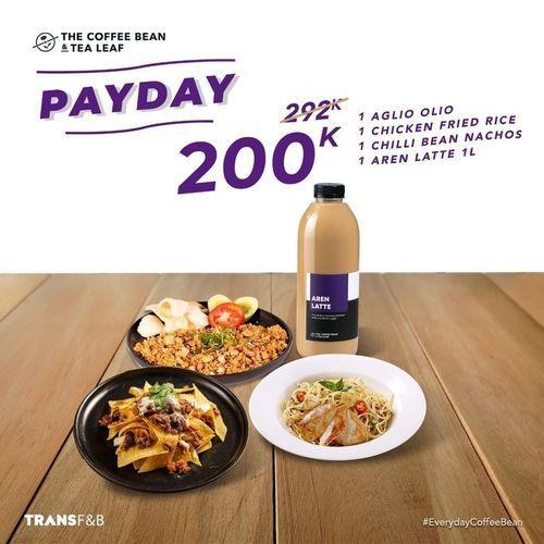 The Coffee Bean Promo PAYDAY !! (29800139) di Kota Jakarta Selatan