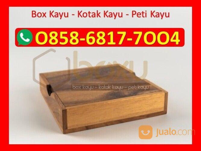 O858-68I7-7OO4 Harga Kotak Kayu Hiasan Dinding (29803671) di Kota Magelang