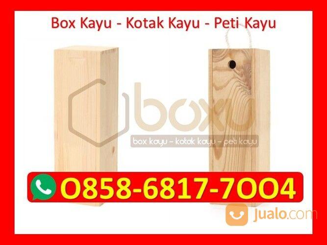 O858-68I7-7OO4 Harga Kotak Kayu Custom Jakarta (29818059) di Kota Magelang