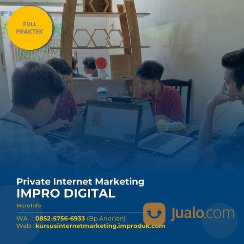 TERBAIK!! WA: 0852-5756-6933, Pelatihan Internet Marketing Center Di Malang (29822871) di Kab. Malang