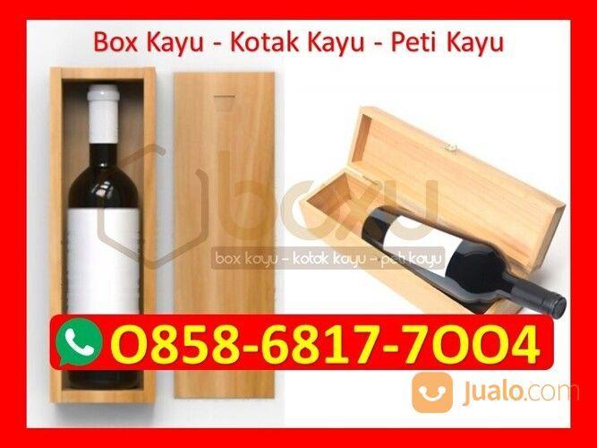 O858-68I7-7OO4 Harga Box Kayu Besar (29829578) di Kota Magelang