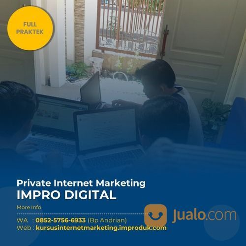 TERBAIK!! WA: 0852-5756-6933, Konsultan Digital Marketing Untuk UMKM Di Malang 3 (29832199) di Kab. Malang