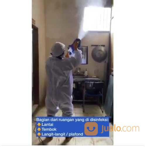 Jasa Semprot Desinfektan JABODETABEK (29832532) di Kota Tangerang
