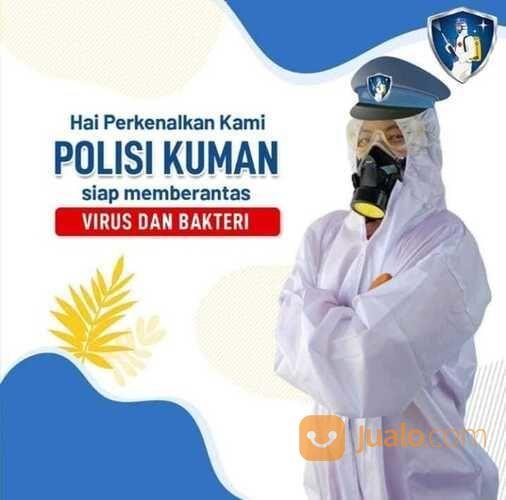 Jasa Semprot Desinfektan - 0-50 M2 (29832534) di Kab. Tangerang