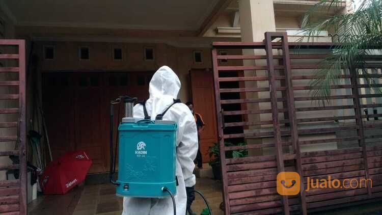 Ayyubi Solution _ Jasa Semprot Disinfektan (29833262) di Kota Bekasi