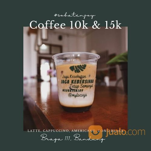 Myloc Coffee and Cafe PROMO ENJOY ! (29835358) di Kota Bandung