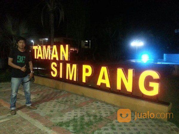 JASA PEMBUATAN HURUF TIMBUL AKRILIK LED MANADO (29840584) di Kota Pangkal Pinang