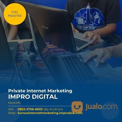 TERBAIK!! WA: 0852-5756-6933, Private Digital Marketing Untuk Personal Di Malang 3 (29842106) di Kab. Malang