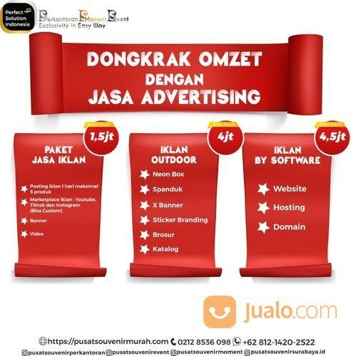 Pembuatan Software Advertising Terbaik Di Kelasnya (29842206) di Kota Jakarta Timur