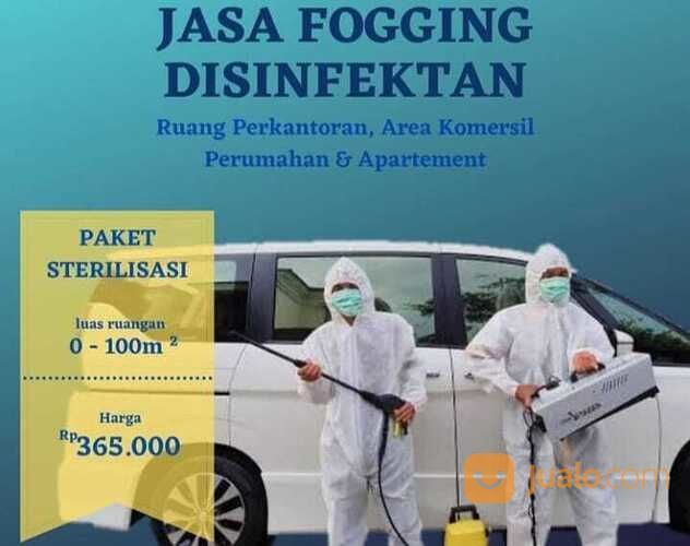 Semprot Disinfektan Fogging Nyamuk Anti Rayap Pra Dan Pasca (29851519) di Kota Jakarta Pusat