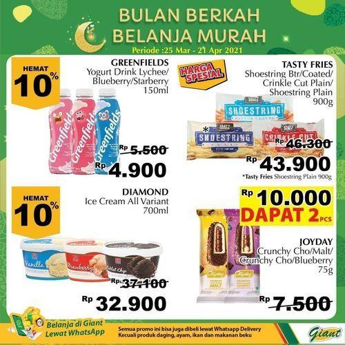 GIANT Bulan Berkah Belanja Murah !! (29854149) di Kota Jakarta Selatan