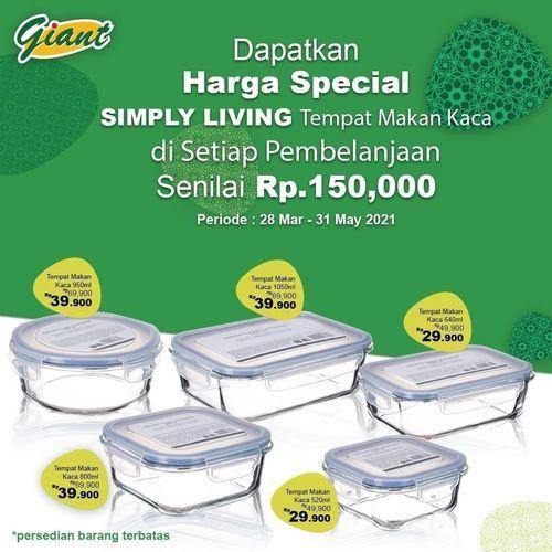 GIANT Dapatkan Harga SPECIAL !! (29854360) di Kota Jakarta Selatan