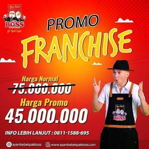 Ayam Bebek Pak Boss Dapatkan PROMO PAKET FRANCHISE !! (29866755) di Kota Jakarta Selatan