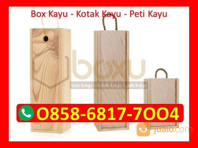 O858-68I7-7OO4 Harga Box Telur Kayu (29881430) di Kota Magelang