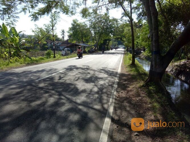 Tanah Di Pinggir Jalan Raya Jembatan Kembar - Lembar (29881566) di Kab. Lombok Barat