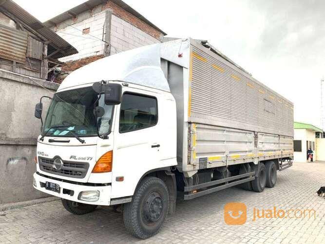 Rental Sewa 6bln Fuso Hino Tronton 6x2 Isuzu Giga Wingbox Wing Box DLL (29886511) di Kota Jakarta Utara