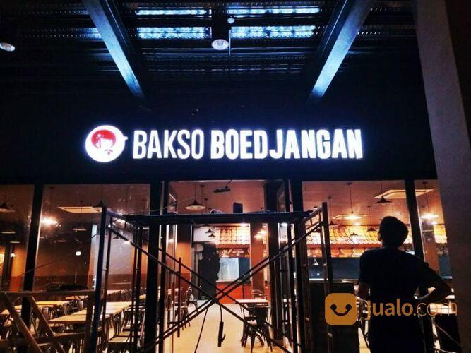 Jasa Pembuatan Huruf Timbul Akrilik Merek Cafe Dan Restoran Samarinda (29888941) di Kab. Lingga