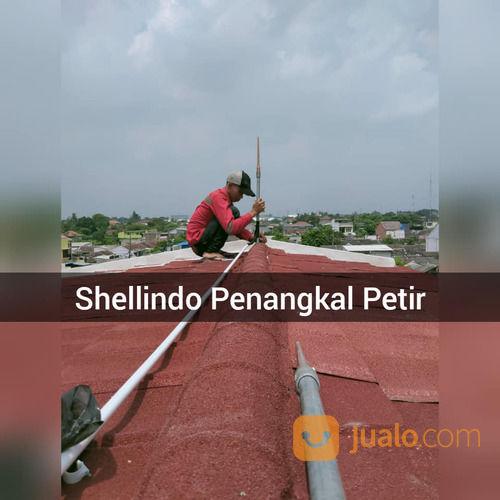 Pasang Penangkal Petir Di Toko Cibeber Cilegon Jasa Area Banten (29893414) di Kota Cilegon
