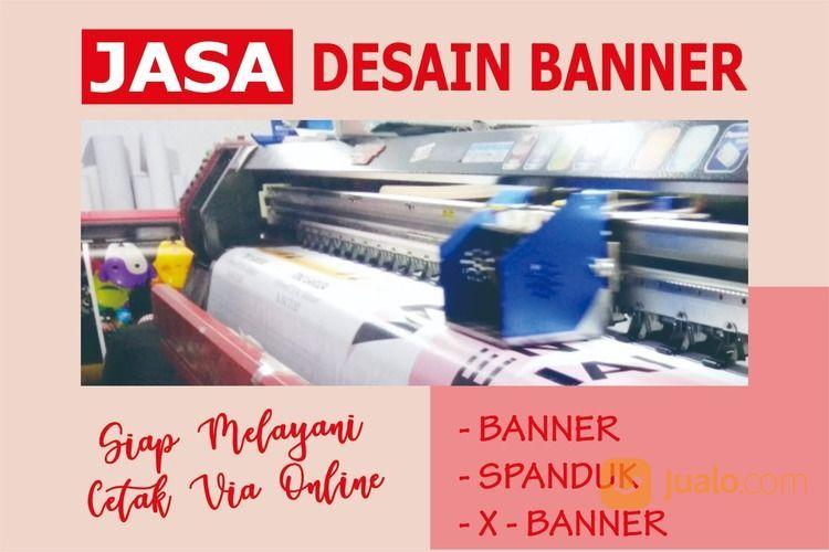 Jasa Desain Banner Profesional (29895521) di Kota Surabaya