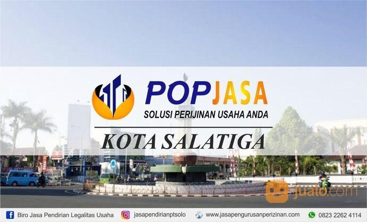 Cara Urus UD CV PT Murah & Amanag Wilayah Salatiga (29895861) di Kota Salatiga