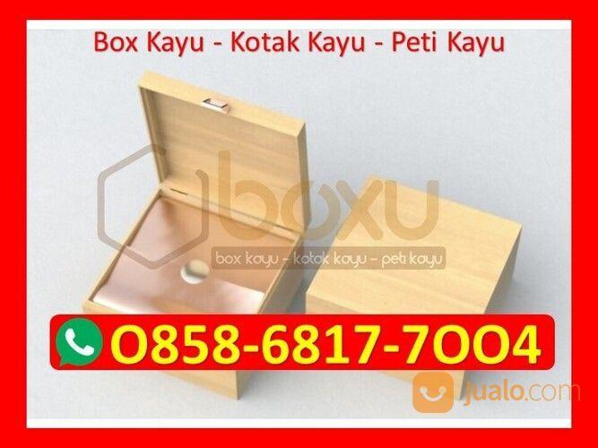 O858-68I7-7OO4 Pengrajin Box Kotak Kayu Jogja (29896745) di Kota Magelang