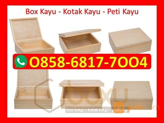 O858-68I7-7OO4 Pengrajin Box Kotak Kayu Jogja (29896746) di Kota Magelang