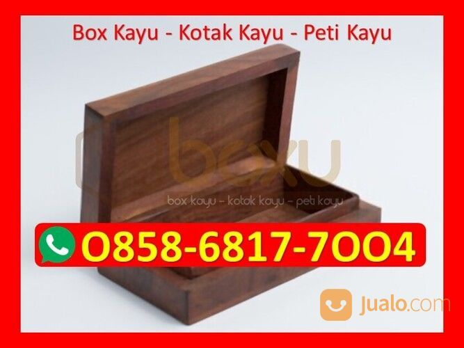 O858-68I7-7OO4 Grosir Box Kotak Kayu Bandung (29896762) di Kota Magelang