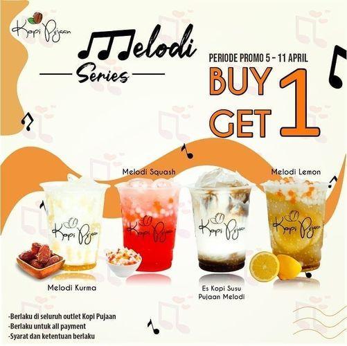 Kopi Pujaan Promo Buy 1 Get 1 (29901000) di Kota Jakarta Selatan