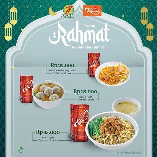 Es Teler 77 Promo Rahmat Ramadhan Hemat (29901540) di Kota Jakarta Selatan