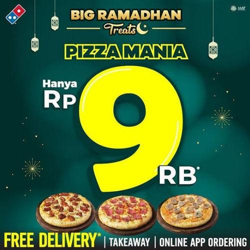 Dominos Pizza Mania Ramdhan Treats (29909466) di Kota Jakarta Selatan