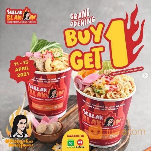Seblakblakan Grand Opening buy 1 get 1 (29909614) di Kota Jakarta Selatan