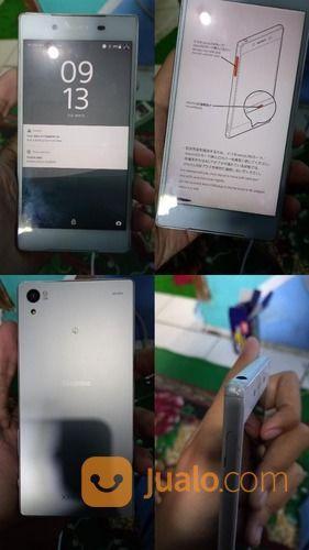 Handphone, Sony Z5 Big 3/32GB, Kondisi Baik Ada Minus Sedikit, Harga Murah Hp Bekas Flagship (29911101) di Kab. Sumedang