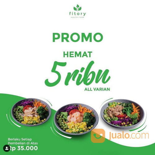 Fitory Promo Hemat 5ribu (29911334) di Kota Jakarta Selatan