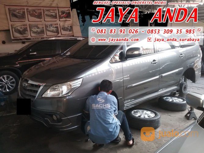 Bengkel JAYA ANDA Ahli Onderstel Bergaransi Dan Berpengalaman Di Surabaya (29913693) di Kab. Lingga