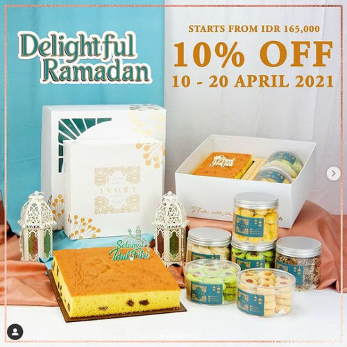 Ivory Parties Delightful Ramadhan (29916448) di Kota Jakarta Selatan