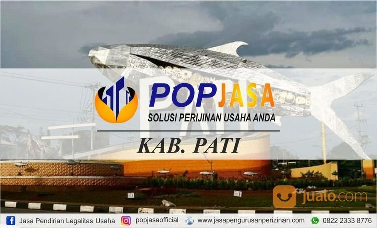 Biro Jasa Pengurusan UD CV PT Murah & Terpercaya Wilayah Pati (29918136) di Kab. Pati