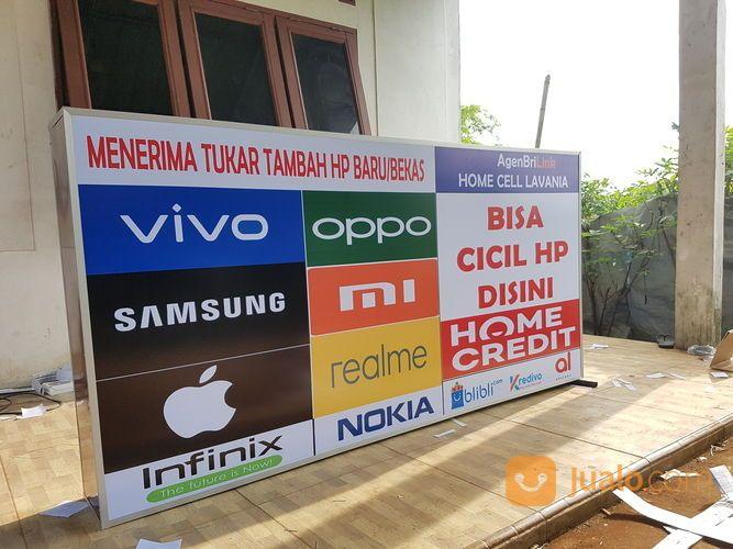 Neonbox Uk 1 X 2m Backlite (29920268) di Kota Medan