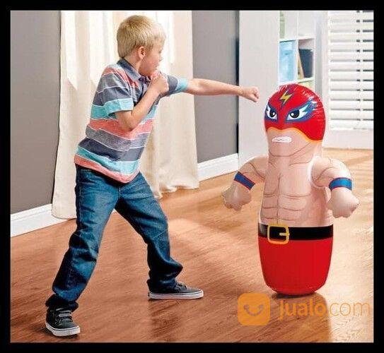 Mainan Anak Samsak Tinju 3D BOP BAGS INTEX (29922802) di Kota Jakarta Barat