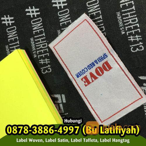 Pesan Label Baju Kudus 087838864997 (WA) (29926950) di Kab. Sleman