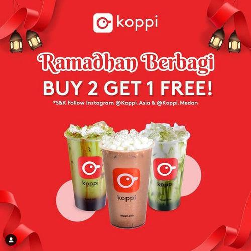 Koppi Medan Ramadhan Berbagi (29927251) di Kota Medan