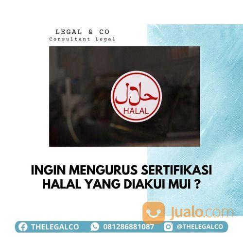SERTIFIKASI HALAL YANG DIAKUI MUI (29930646) di Kota Jakarta Selatan
