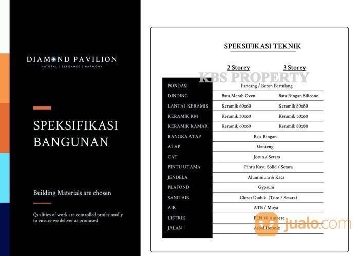 DIAMOND PAVILION - BATAM (29931007) di Kota Tanjung Pinang
