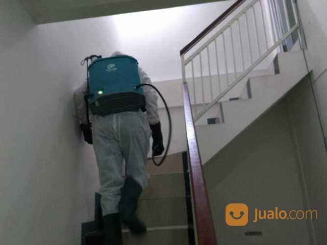 Penyemprotan Disinfektan Dan Bakteri (29932464) di Kota Jakarta Utara